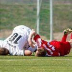 01.04.2017 - Verbandsliga M/V: FSV Einheit Ueckermuende vs. Hagenower SV